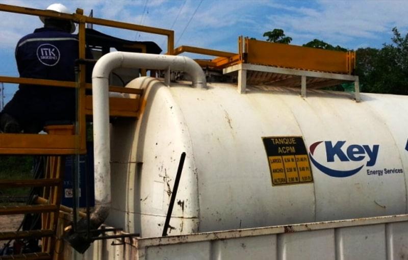 Control de Combustible Tanques Estacionarios Alto Galonaje