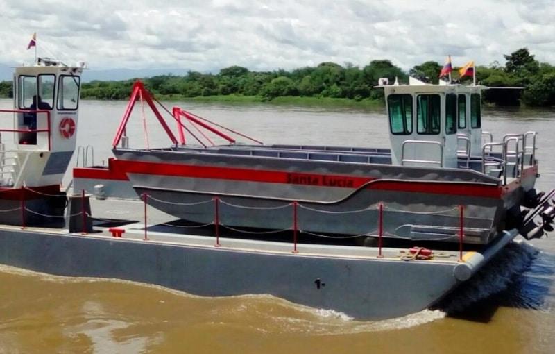 Control de Combustible Fluvial
