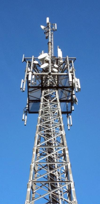 Rastreo Satelital Torre de Comunicación GPRS