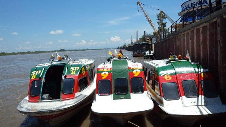 Control de Combustible en el Transporte de Pasajeros Fluvial – Transportes San Pablo