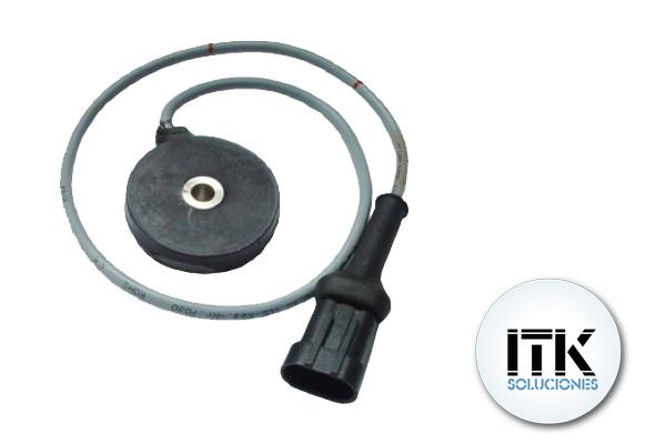 Sistema de Control de Combustible Acústico o de Ultrasonido