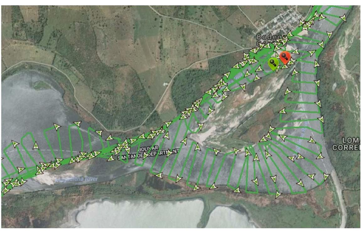Rastreo-Satelital-Alta-Precision-Fluvial-Batimetria