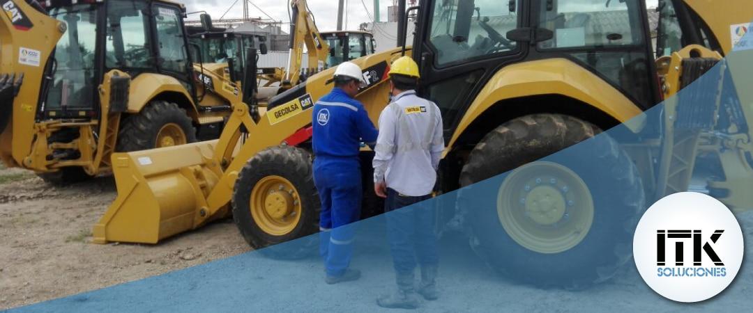 Control de Combustible en la Construcción