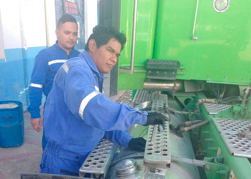 Consumo de Combustible se afecta al no realizar mantenimientos oportunamente