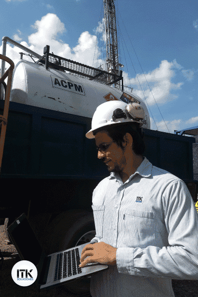 Rastreo Satelital en la industria del Petroleo RIGS