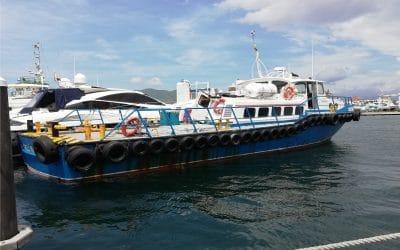 Rastreo Satelital Marítimo y Control de Combustible en Embarcaciones