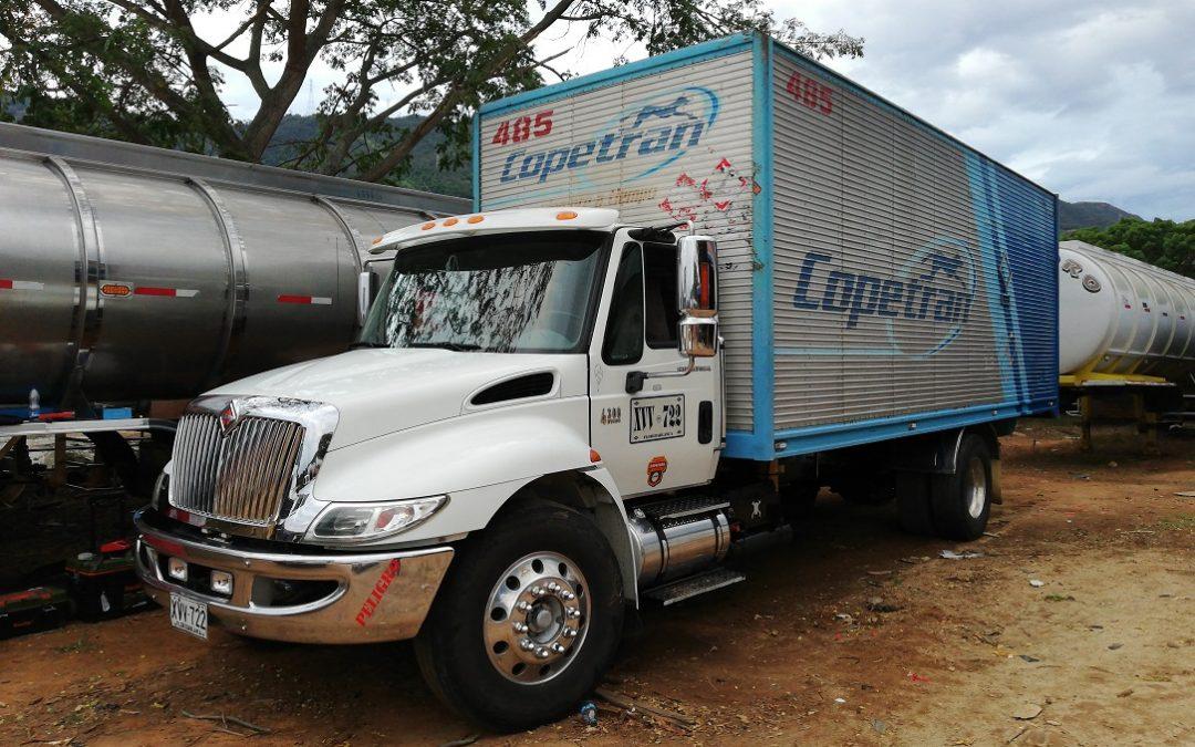 Plataforma de GPS y Control de Combustible para Transporte de Carga [Testimonio Copetran]