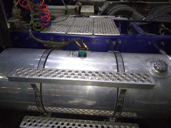 asesoría en control de combustible para tanqueo tractomula