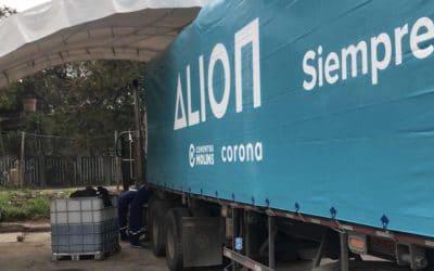 Control de Combustible en Bogotá. Nueva Sede De ITK Soluciones en Fontibon.