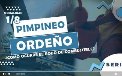 Robo de Combustible por Pimpineo u Ordeño