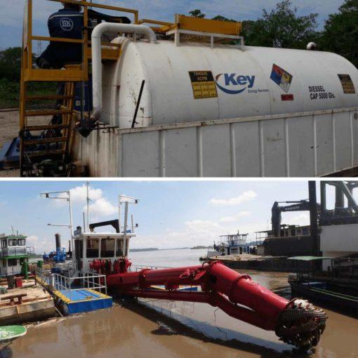 Sistema de Control de Combustible dde 2.5M