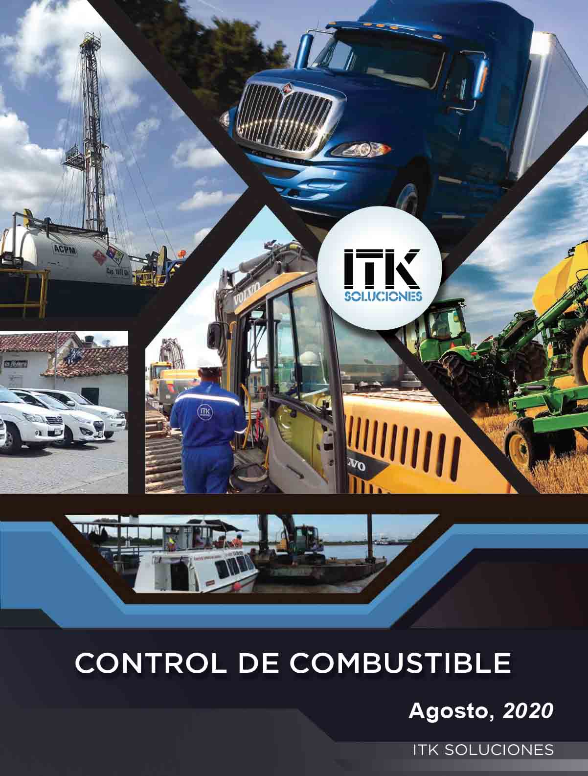 Propuesta Comercial de Control de Combustible