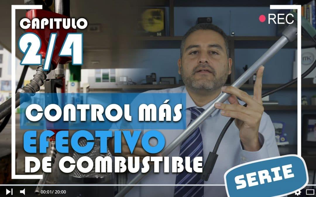 CONTROL DE COMBUSTIBLE MÁS EFECTIVO
