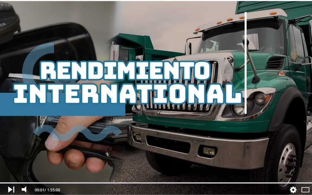 Rendimiento de Combustible en International