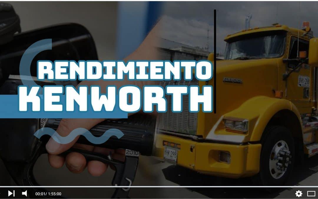 Rendimiento de Combustible en Kenworth