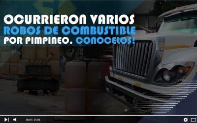 Robo de Combustible por Pimpineo en International