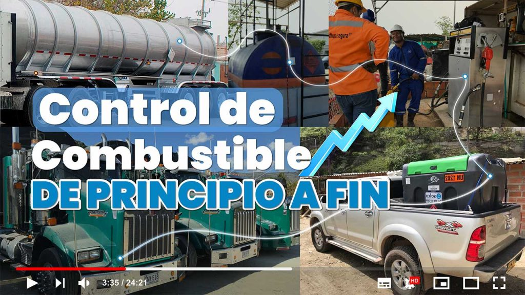 Control de Combustible para Cisternas y Tanques Estacionarios